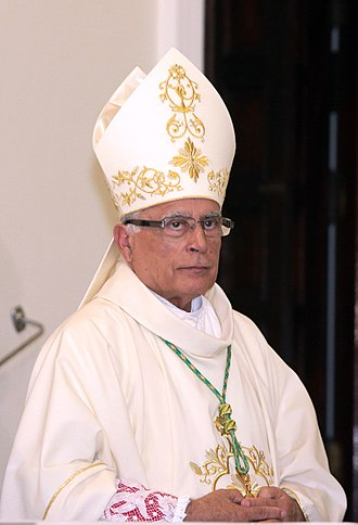 Carmelo Zammit - Installation of Carmelo Zammit as Bishop of Gibraltar at the Cathedral of St Mary the Crowned