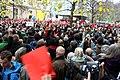 25. výročí Sametové revoluce na Albertově v Praze 2014 (29).JPG