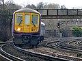 319007 West Hampstead to Sevenoaks 2E35 (16440998559).jpg