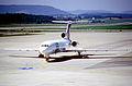 34cd - Air Via Tupolev 154M; LZ-MIR@ZRH;07.08.1998 (5883666375).jpg