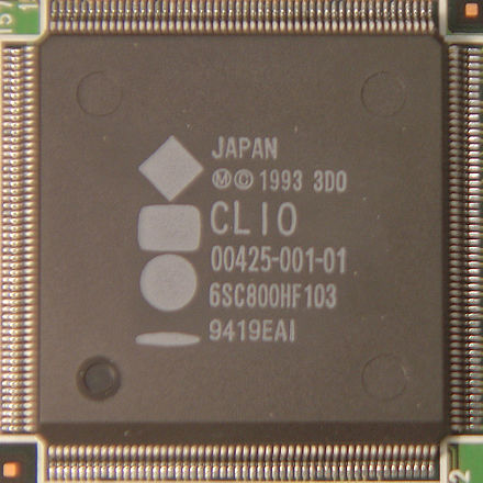 "Panasonic FZ-1 ""Clio"" graphics accelerator 3DO Clio Graphics Accelerator.jpg"