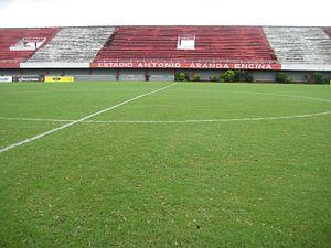 Club Atlético 3 de Febrero - Image: 3 de Febrero 2