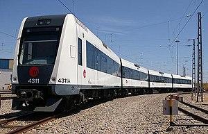 Ferrocarrils de la Generalitat Valenciana - Image: 4300 FGV