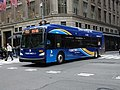 49th St 5th Av td X1 - M50 New Flyer XE40.jpg