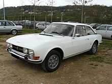 504 coupe a vendre