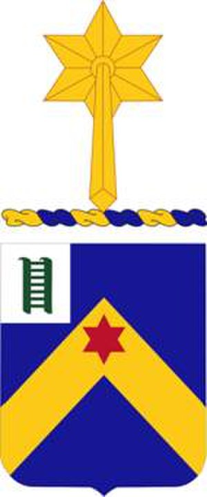 53rd Infantry Regiment (United States) - Coat of arms