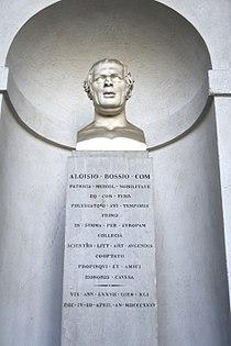 5405 - Palazzo di Brera, Milano - Busto a Luigi Bossi - Foto Giovanni Dall'Orto, 1-Oct-2011.jpg