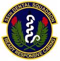 55 Dental Sq emblem.png