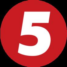 5 Kanal emblemo