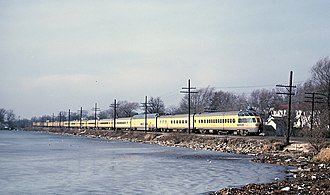 Twin Cities Hiawatha - The Morning Hiawatha in 1964