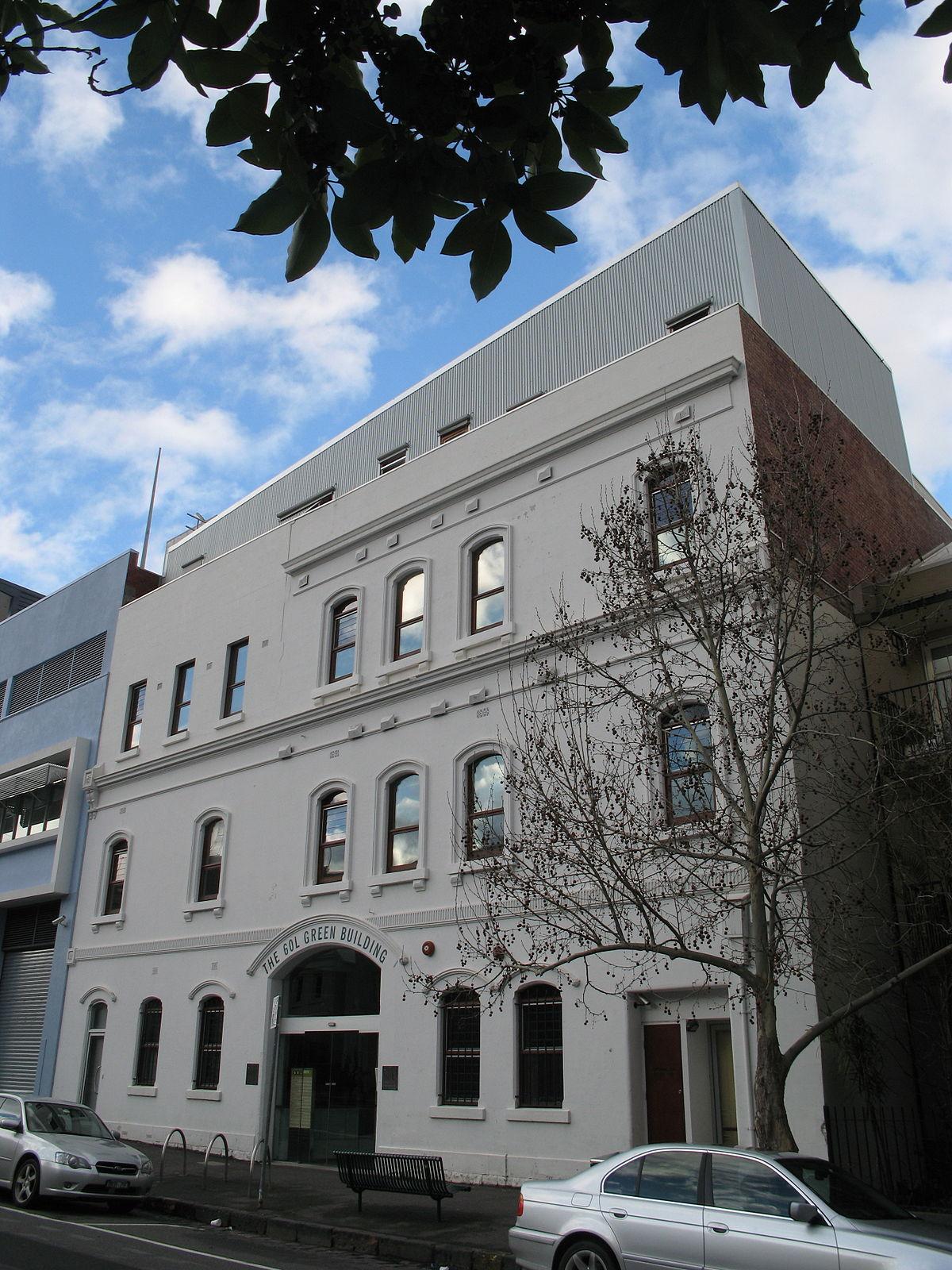 Green building in Australia Wikipedia
