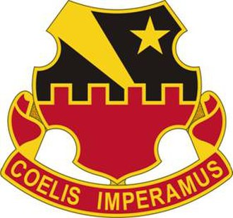 60th Air Defense Artillery Regiment - Image: 60 ADA Bde DUI