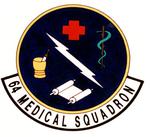 64 Medical Sq emblem.png