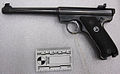 68-577-B Pistol, Cal 22, US, Ruger MK1 (7516155658).jpg