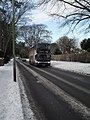700 bus in a snowy Emsworth Road - geograph.org.uk - 1669576.jpg