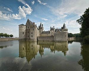 Sully-sur-Loire - Château of Sully-sur-Loire