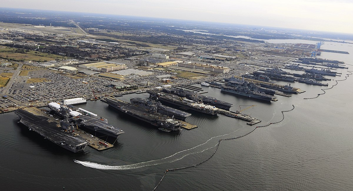 5aca63c97a Naval Station Norfolk - Wikipedia