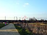 A.V.Roe - Walthamstow Marsh Railway Viaduct London E17.jpg