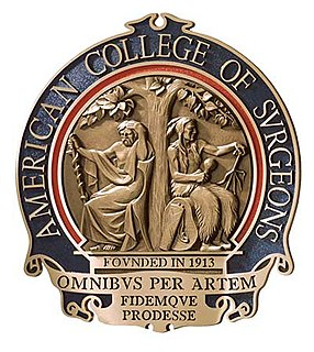 American College of Surgeons organization