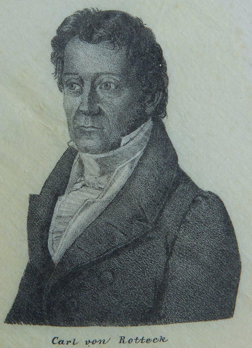 ADL Hambacher Tuch Karl von Rotteck