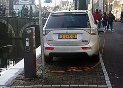 Plug In Electric Vehicles In The Netherlands Wikipedia