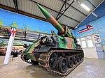 AMX-30 Pluton, Tanks in the Musée des Blindés, France, pic-22.jpg