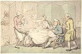 A Couple at Table with Servants MET DP804927.jpg