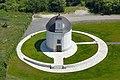 A Szent Teréz-kápolna légi felvételen, Tarcal.jpg