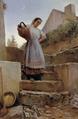 A caminho da fonte (1894) - Ernesto Condeixa.png