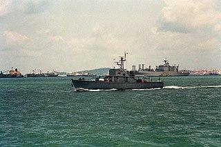 RSS <i>Panglima</i> Former training ship of the Republic of Singapore Navy