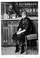 A young girl waiting for a pharmacist to make up a prescript Wellcome L0006849.jpg