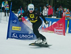 Aaron March FIS World Cup Parallel Slalom Jauerling 2012.jpg