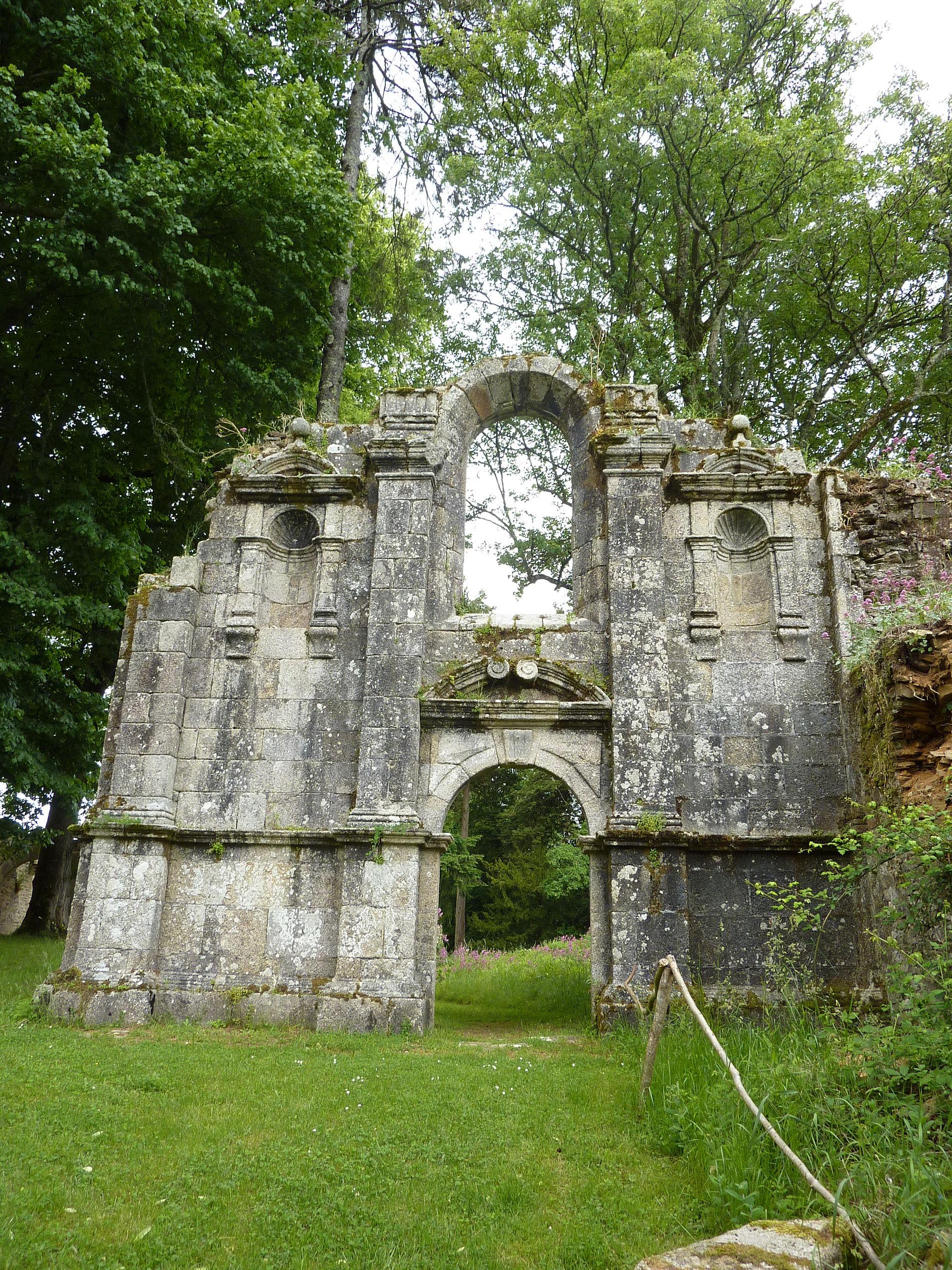 abbaye maurice de carno 235 t wikip 233 dia