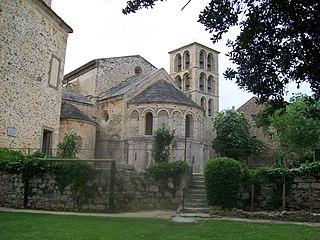 Caunes-Minervois Commune in Occitanie, France