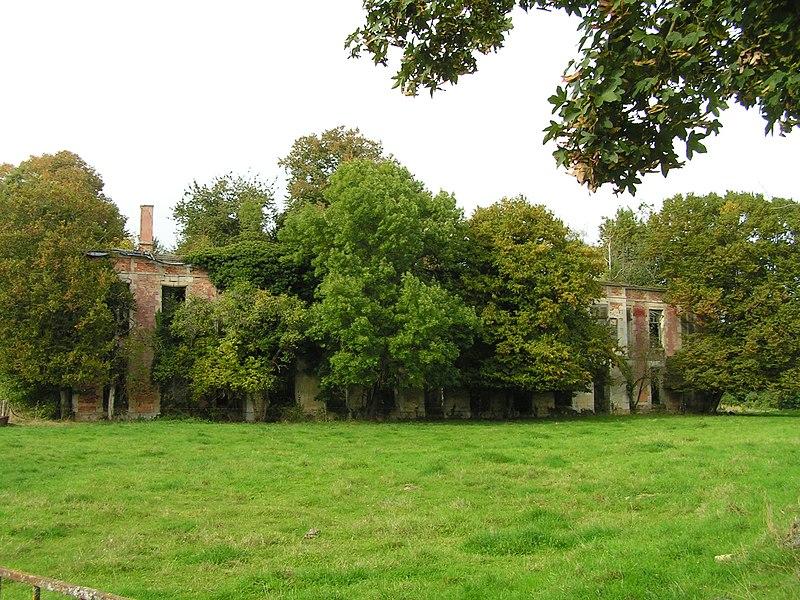 Abbaye de Hautefontaine (Inscrit)
