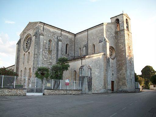 Abbazia di Santa Maria Arabona