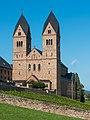 Abtei St. Hildegard, Rüdesheim, West facade 20140922 1.jpg