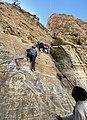 Abuna Yemata Guh entryway climb.jpg