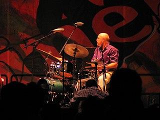 Adam Nussbaum American jazz drummer