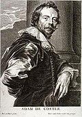 Adam de Coster (circa 1586–1643)