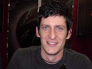 Adam Carson - Adam Carson at a meet-and-greet in 2003.