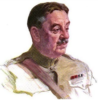 Adelbert Cronkhite - Cronkhite as commander of the 80th Division in World War I.
