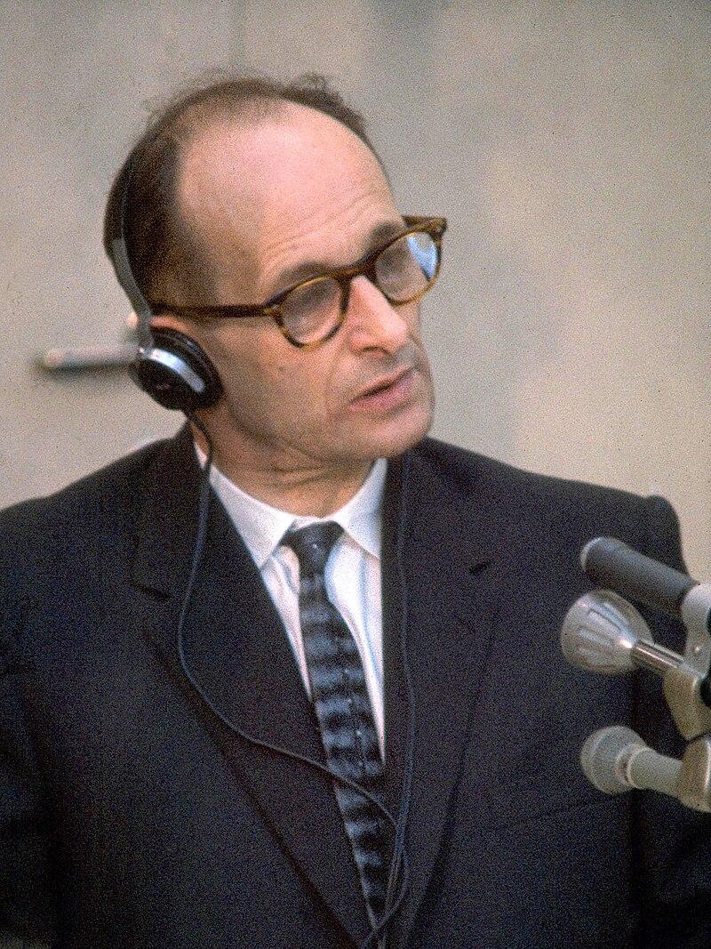 Adolf Eichmann at Trial1961.jpg
