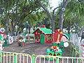 Adornos navidad 2009 Paruqe Chapulin Saltillo Coahuila - panoramio.jpg