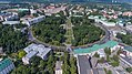 Aerial view on Kruhla Square, Poltava, Ukraine 3.jpg