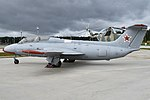 Aero-Vodochody L-29 Delfin (Unmarked - c-n 591236) (24267286208).jpg
