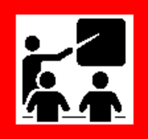 Training - Training pictogram