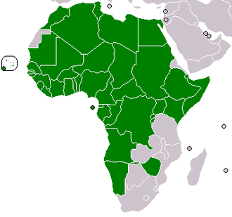 Organisation of African Unity - Image: African Parliamentary Union
