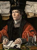 After Jan Gossaert - Portrait of a Merchant, possibly Jan Snoeck.jpg