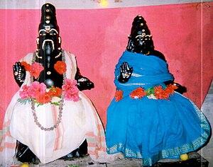 Agastya - Maharishi Agastya and Lopāmudrā